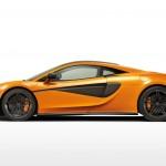 McLaren 570S lateral
