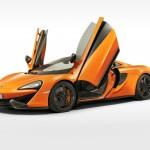 McLaren 570S puertas