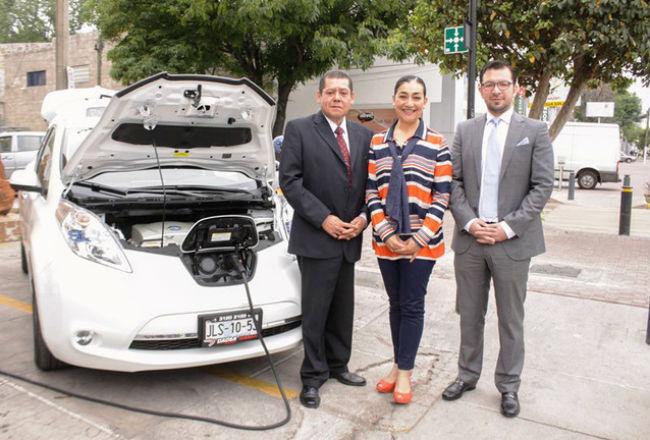 Nissan LEAF presentación en Jalisco