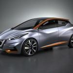 Nissan presenta el Sway, el futuro nuevo March en Ginebra