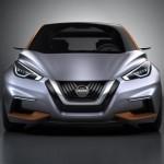 Nissan Sway concept es presentado en Ginebra, frente