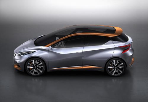 Nissan Sway concept es presentado en Ginebra, -lateral