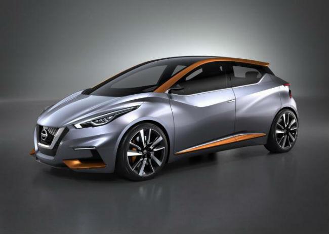 Nissan Sway concept es presentado en Ginebra