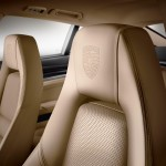 Porsche Panamera Edition asientos