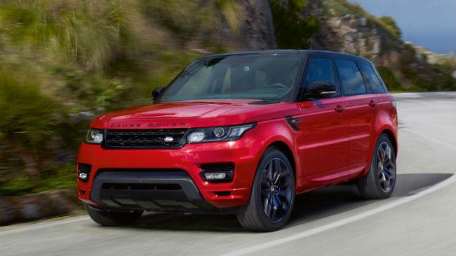 Range Rover- Sport HST 2016  es presentado