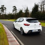 Renault Clio RS 220 Trophy perfil trasero