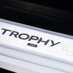 Renault Clio RS 220 Trophy detalle logotipo