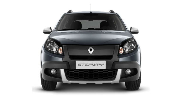 Renault Stepway frontal