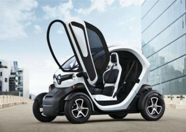 Renault Twizy 45 para jóvenes de 14 años europeos