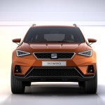 Seat 20v20 Concept frontal