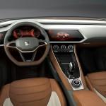 Seat 20v20 Concept interior
