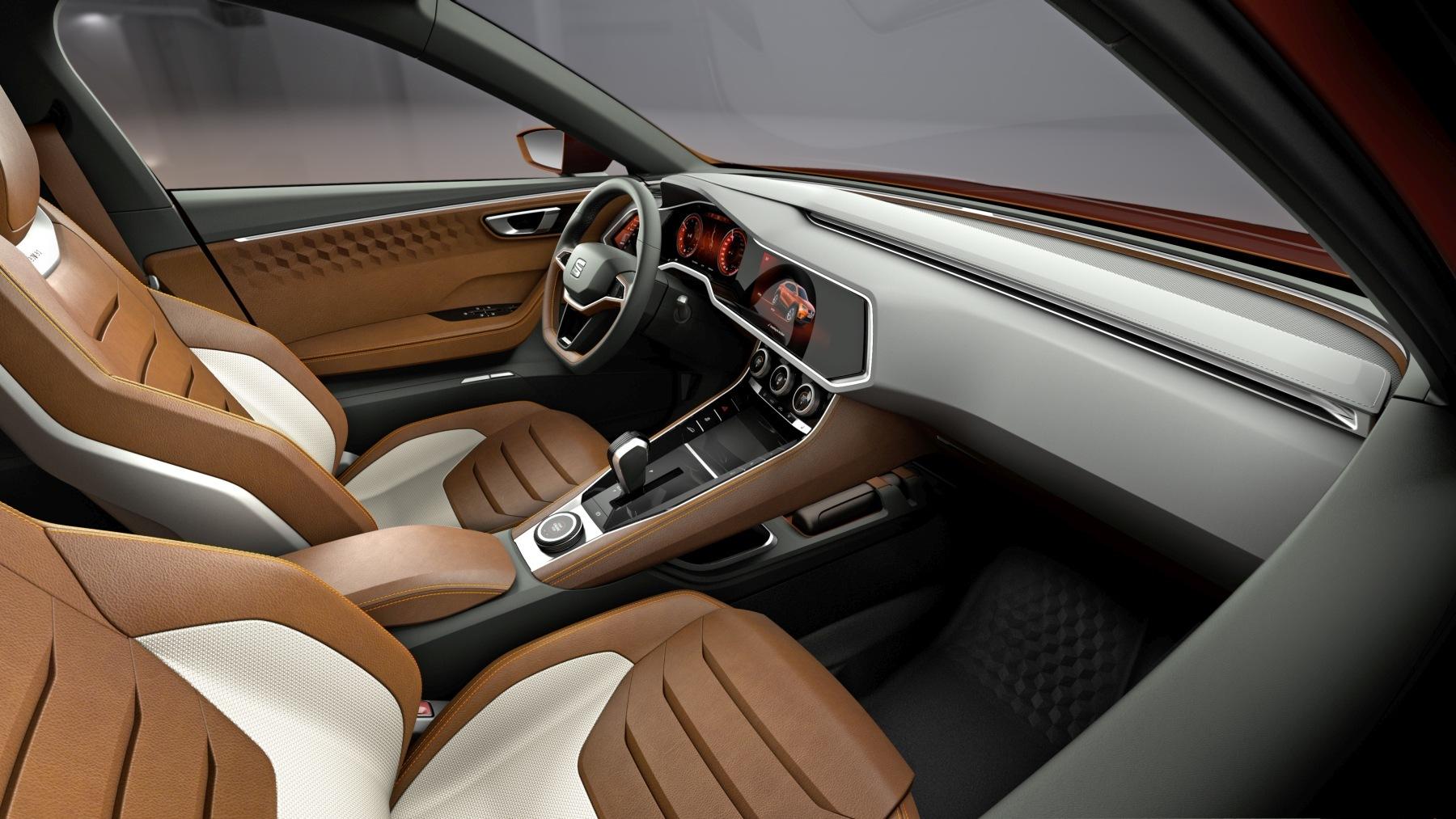 Seat 20v20 Concept tablero