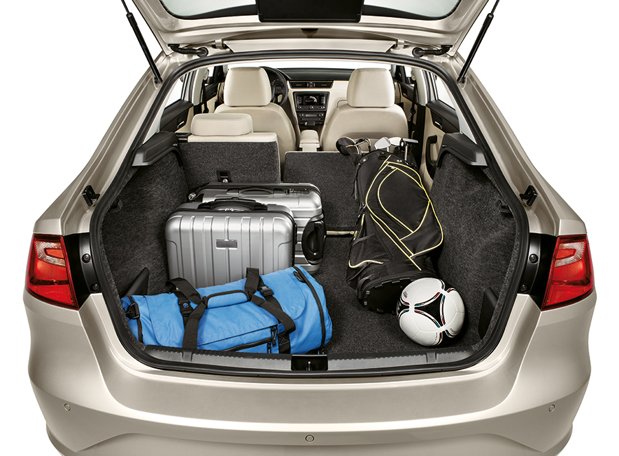 SEAT Toledo Advanced 2015 en México cajuela