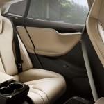 Telsa Model S asientos