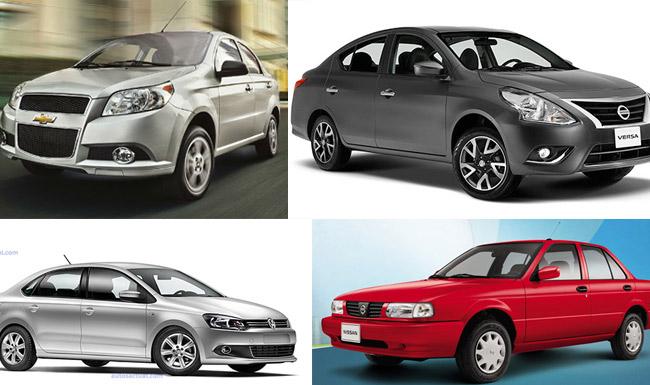 Top 10 de ventas autos en México, mayo 2015