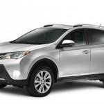 Toyota RAV4 2015 en México, precios y versiones