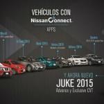 Nissan ahora ofrece NissanConnect en los Juke 2015 y Titan 2015
