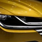 Volkswagen Sport Coupé GTE concept, faros