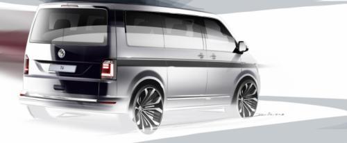 Volkswagen Transporter 6a generación