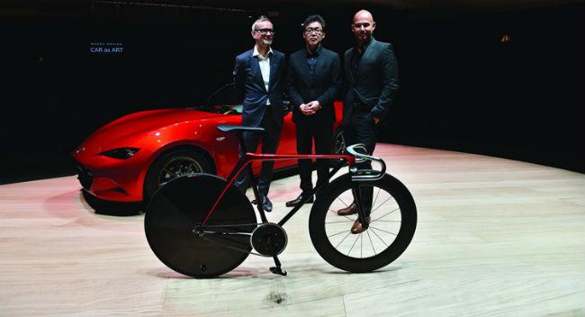 Mazda en Week of Desig Milan