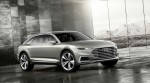 Audi Prologue Allroad salon