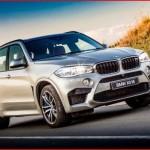 BMW X5 M frente
