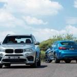 BMW X5 M y BMW X6 M dos-vistas