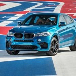BMW X6 M frente
