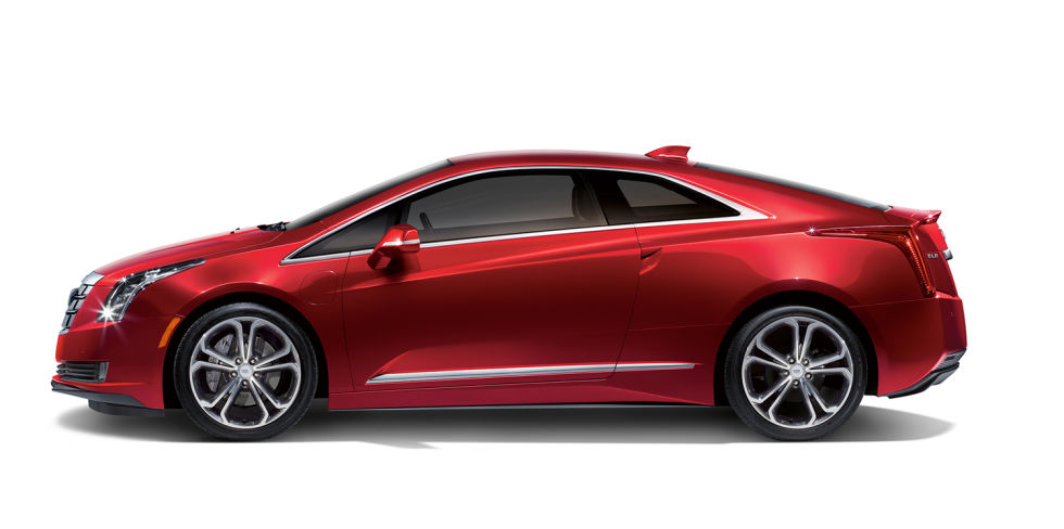 Cadillac ELR Coupe 2016 lateral