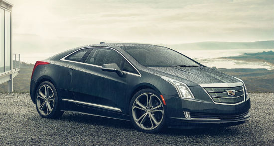 Cadillac ELR Coupe 2016