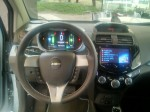 Chevrolet Spark EV eléctrico tablero