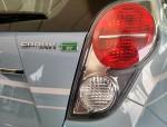 Chevrolet Spark EV eléctrico faros traseros