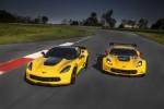 Corvette Z06 C7.R Edition amarillo