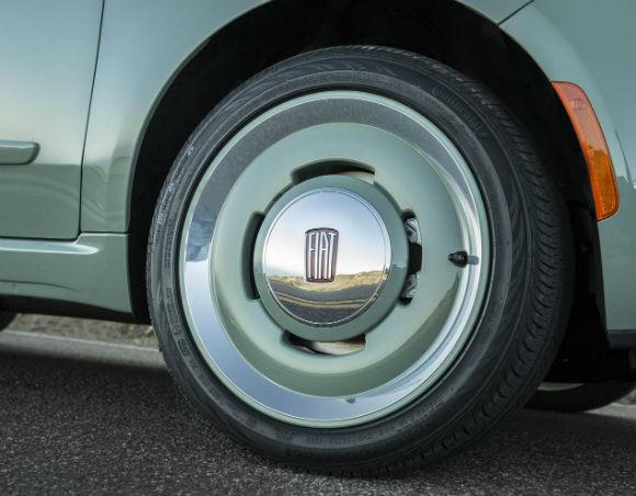 Fiat 500 1957 Edition Cabrio llantas