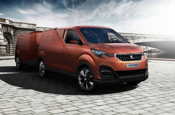 Foodtruck Peugeot teaser