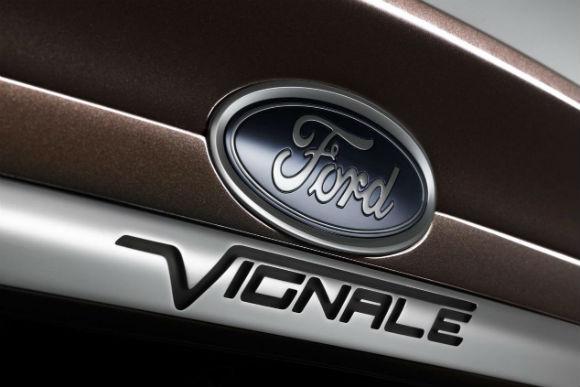 Ford línea Vignale