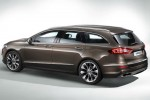 Ford Mondeo Vignale hatchback-vista trasera