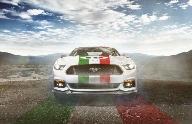 """Ford Mustang Edición Especial """"Freddy Van Beuren"""""""