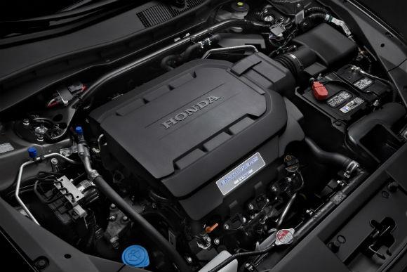 Honda Crosstour motor