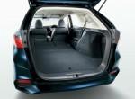 Honda Jazz Shuttle espacio-interior