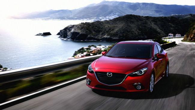 Mazda 3 en México