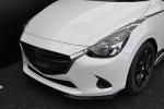 Mazda Demio Racing Concept parrilla