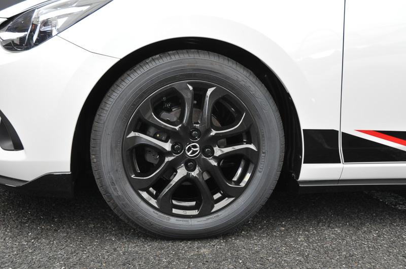 Mazda Demio Racing Concept rines