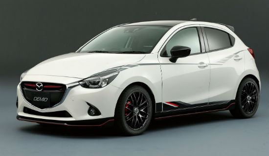 Mazda Demio Racing Concept