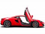 McLaren 540C Coupe puertas