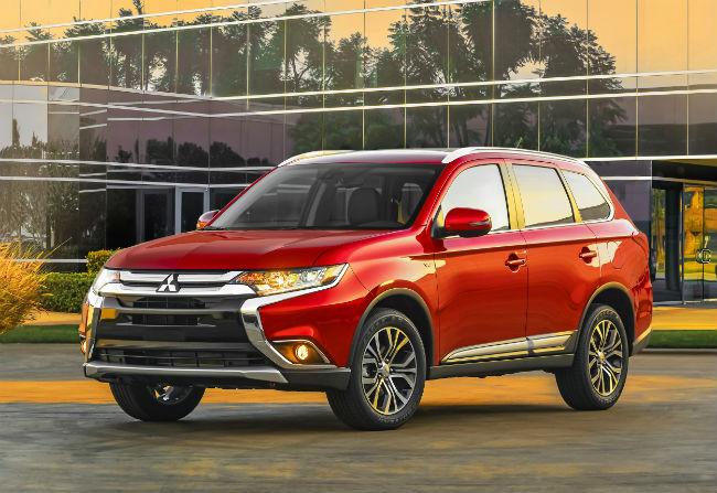 Mitsubishi Outlander presentación oficial en Nueva York