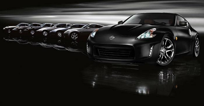 Nissan 370Z 2016 y sus antecesores