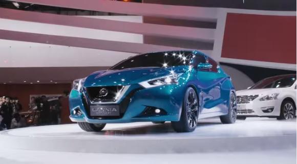 Nissan Lania concepto