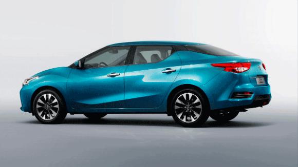 Nissan Lannia lateral