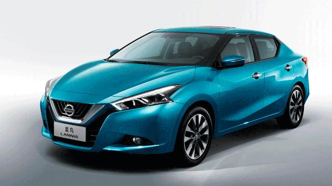 Nissan Lannia version de producción